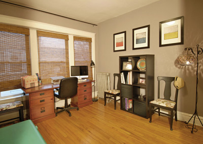 2nd Bedroom/ Office space.